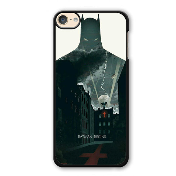 Batman Begins Phonecase Cover Case For Apple Ipod 4 Ipod 5 Ipod 6