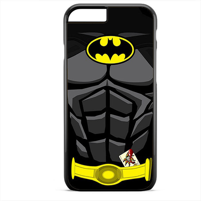 Batman Body Suit Phonecase For Iphone 4/4S Iphone 5/5S Iphone 5C Iphone 6 Iphone 6S Iphone 6 Plus Iphone 6S Plus