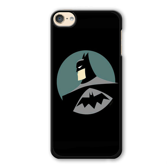 Batman Cartoon Phonecase Cover Case For Apple Ipod 4 Ipod 5 Ipod 6