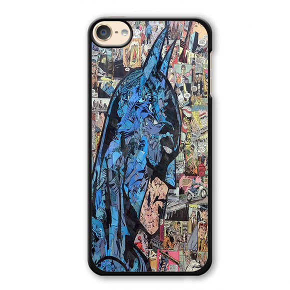 Batman Comics Vintage Phonecase Cover Case For Apple Ipod 4 Ipod 5 Ipod 6