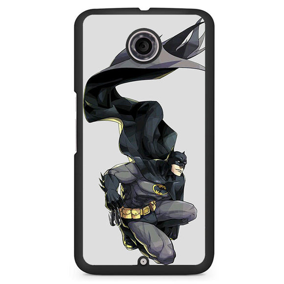 Batman Cool Style Phonecase Cover Case For Google Nexus 4 Nexus 5 Nexus 6