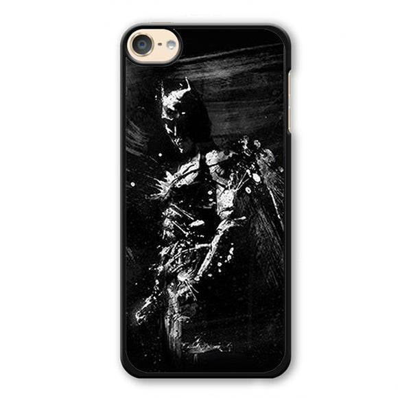Batman Dc Comics Marvel Phonecase Cover Case For Apple Ipod 4 Ipod 5 Ipod 6