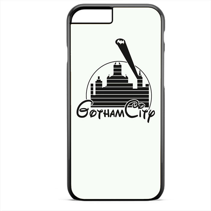 Batman Gotham City Disney Phonecase For Iphone 4/4S Iphone 5/5S Iphone 5C Iphone 6 Iphone 6S Iphone 6 Plus Iphone 6S Plus