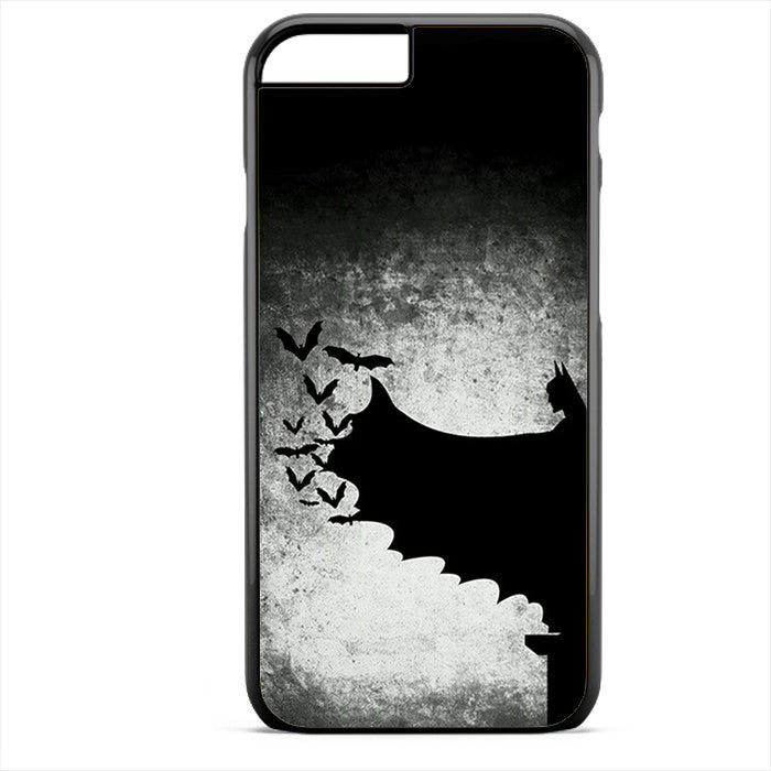 Batman In Shadow Phonecase For Iphone 4/4S Iphone 5/5S Iphone 5C Iphone 6 Iphone 6S Iphone 6 Plus Iphone 6S Plus