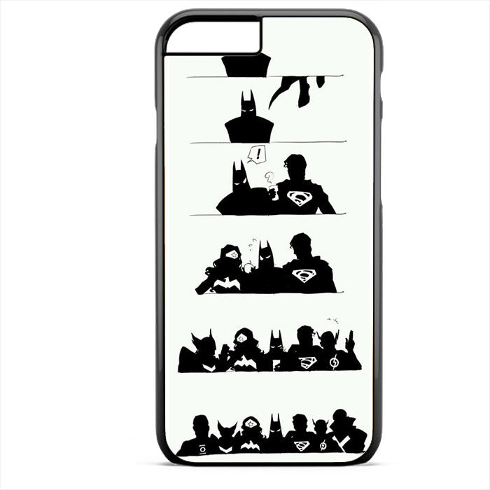 Batman Joke 2 Phonecase For Iphone 4/4S Iphone 5/5S Iphone 5C Iphone 6 Iphone 6S Iphone 6 Plus Iphone 6S Plus