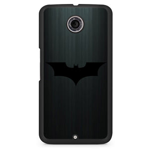 Batman Logo Old Phonecase Cover Case For Google Nexus 4 Nexus 5 Nexus 6