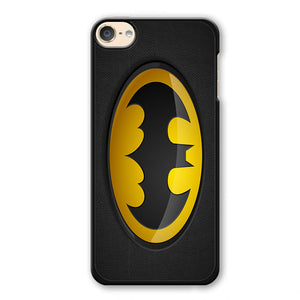 Batman Logo Batman Phonecase Cover Case For Apple Ipod 4 Ipod 5 Ipod 6