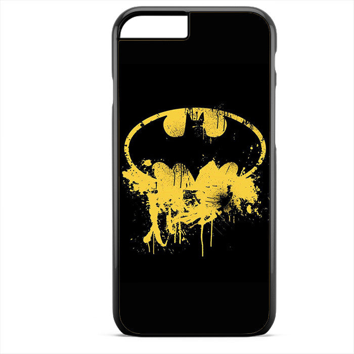 Batman Logo Art 2 Phonecase For Iphone 4/4S Iphone 5/5S Iphone 5C Iphone 6 Iphone 6S Iphone 6 Plus Iphone 6S Plus