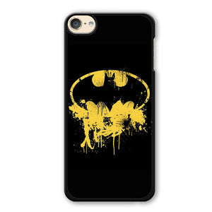 Batman Logo Art 2 Phonecase Cover Case For Apple Ipod 4 Ipod 5 Ipod 6