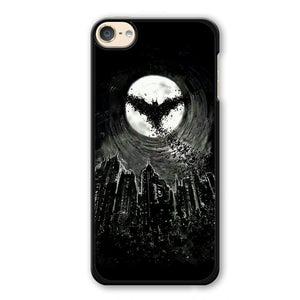 Batman Logo Art Phonecase Cover Case For Apple Ipod 4 Ipod 5 Ipod 6
