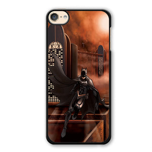 Batman Night Out Phonecase Cover Case For Apple Ipod 4 Ipod 5 Ipod 6
