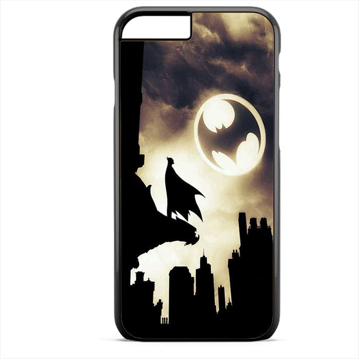 Batman Siluet Phonecase For Iphone 4/4S Iphone 5/5S Iphone 5C Iphone 6 Iphone 6S Iphone 6 Plus Iphone 6S Plus