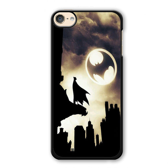 Batman Siluet Phonecase Cover Case For Apple Ipod 4 Ipod 5 Ipod 6