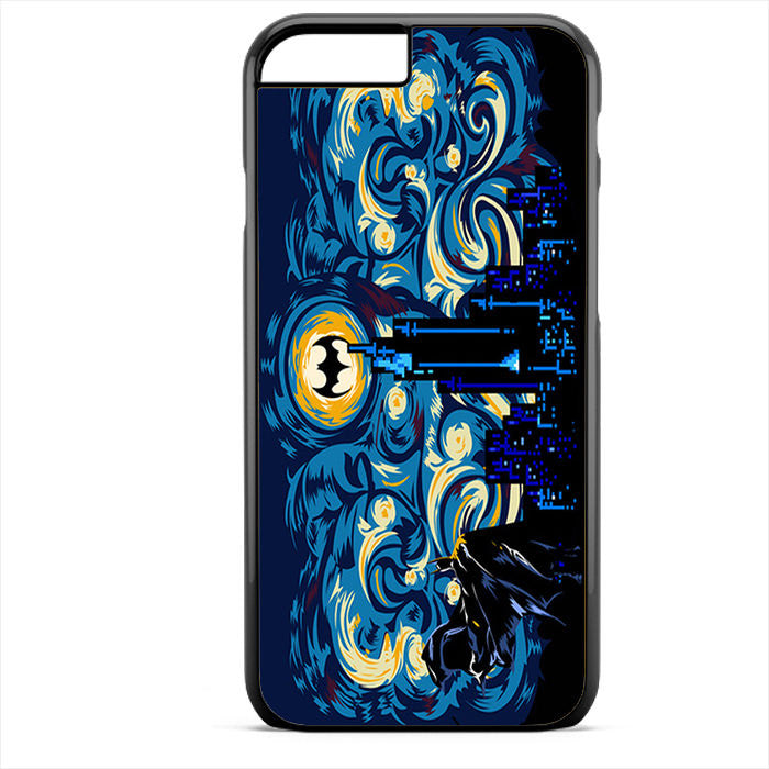 Batman Starry Knight Phonecase For Iphone 4/4S Iphone 5/5S Iphone 5C Iphone 6 Iphone 6S Iphone 6 Plus Iphone 6S Plus