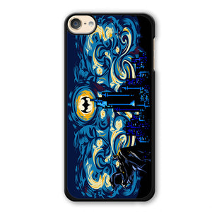 Batman Starry Knight Phonecase Cover Case For Apple Ipod 4 Ipod 5 Ipod 6