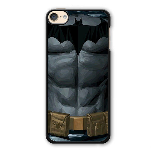 Batman Suit Phonecase Cover Case For Apple Ipod 4 Ipod 5 Ipod 6