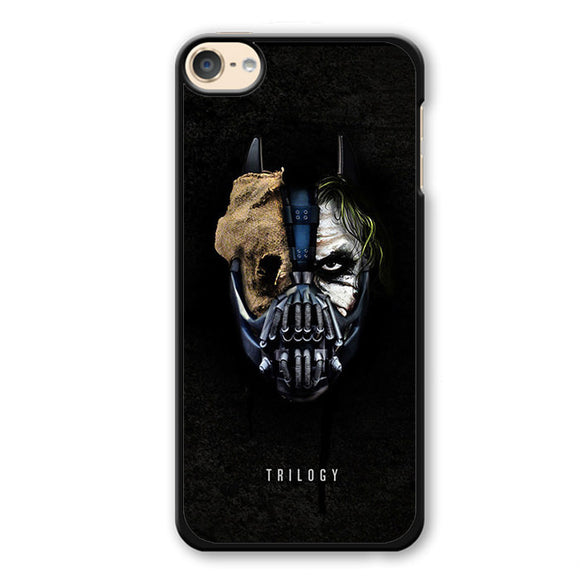Batman Trilogy Phonecase Cover Case For Apple Ipod 4 Ipod 5 Ipod 6