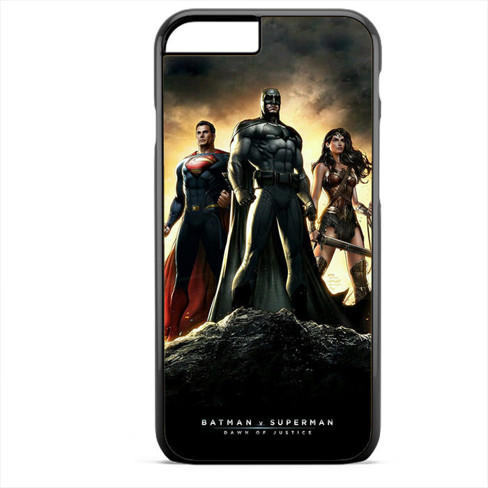 Batman V Superman 6 Phonecase For Iphone 4/4S Iphone 5/5S Iphone 5C Iphone 6 Iphone 6S Iphone 6 Plus Iphone 6S Plus