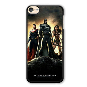 Batman V Superman 6 Phonecase Cover Case For Apple Ipod 4 Ipod 5 Ipod 6