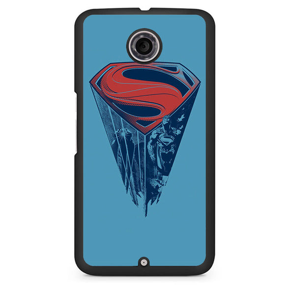 Batman V Superman Logo Cool Phonecase Cover Case For Google Nexus 4 Nexus 5 Nexus 6