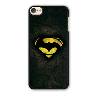 Batman V Superman In Logo Phonecase Cover Case For Apple Ipod 4 Ipod 5 Ipod 6