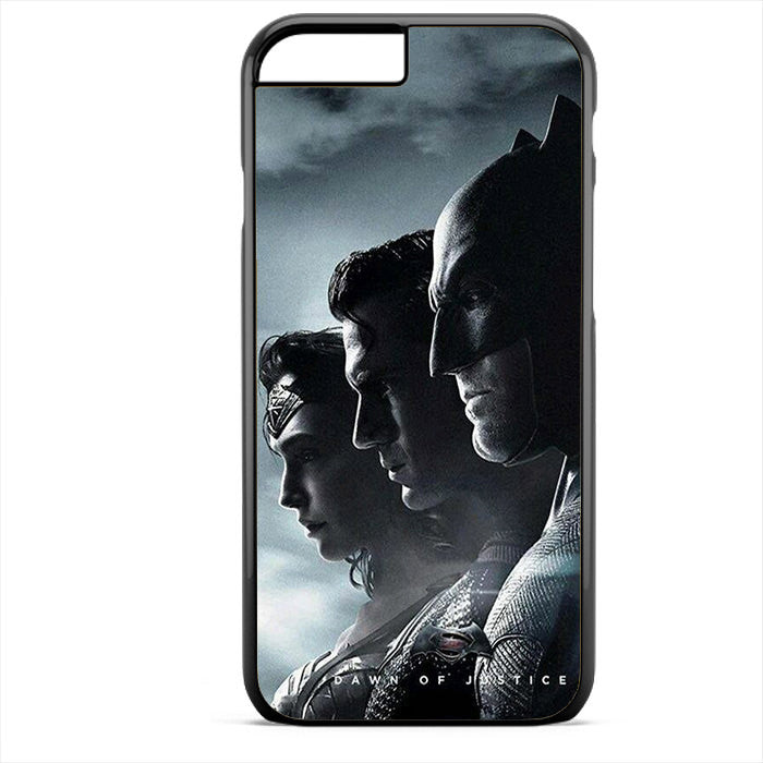 Batman V Superman Poster Phonecase For Iphone 4/4S Iphone 5/5S Iphone 5C Iphone 6 Iphone 6S Iphone 6 Plus Iphone 6S Plus