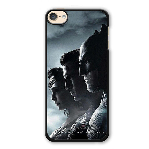 Batman V Superman Poster Phonecase Cover Case For Apple Ipod 4 Ipod 5 Ipod 6