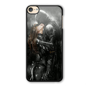 Batman And Cat Woman Phonecase Cover Case For Apple Ipod 4 Ipod 5 Ipod 6