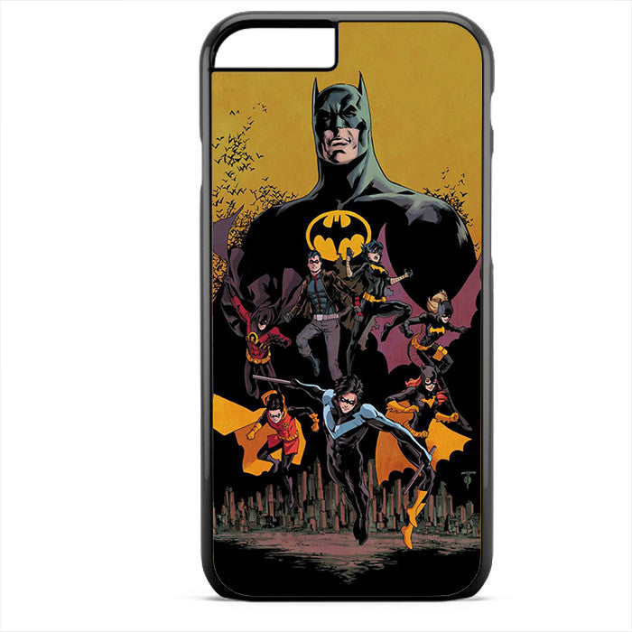 Batman And His Fiends Phonecase For Iphone 4/4S Iphone 5/5S Iphone 5C Iphone 6 Iphone 6S Iphone 6 Plus Iphone 6S Plus
