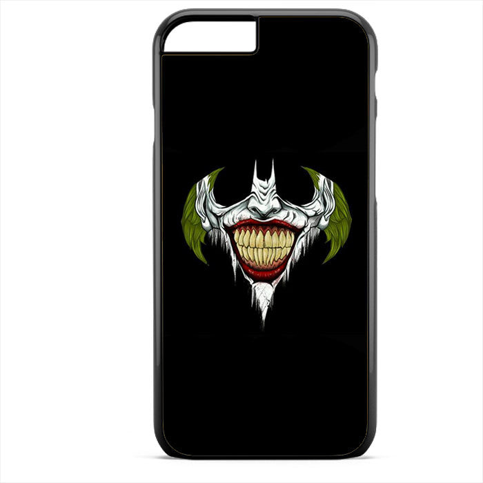 Batman And Joker Logo Phonecase For Iphone 4/4S Iphone 5/5S Iphone 5C Iphone 6 Iphone 6S Iphone 6 Plus Iphone 6S Plus