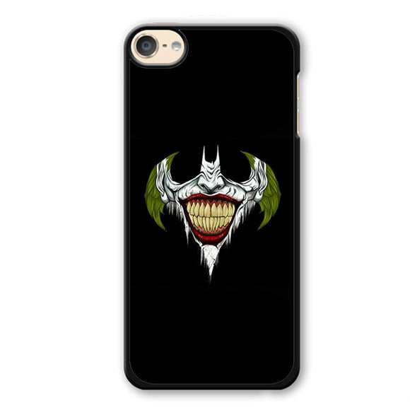 Batman And Joker Logo Phonecase Cover Case For Apple Ipod 4 Ipod 5 Ipod 6