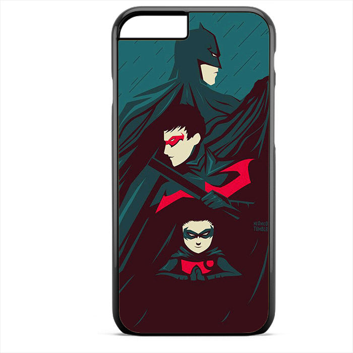 Batman And Robins Phonecase For Iphone 4/4S Iphone 5/5S Iphone 5C Iphone 6 Iphone 6S Iphone 6 Plus Iphone 6S Plus