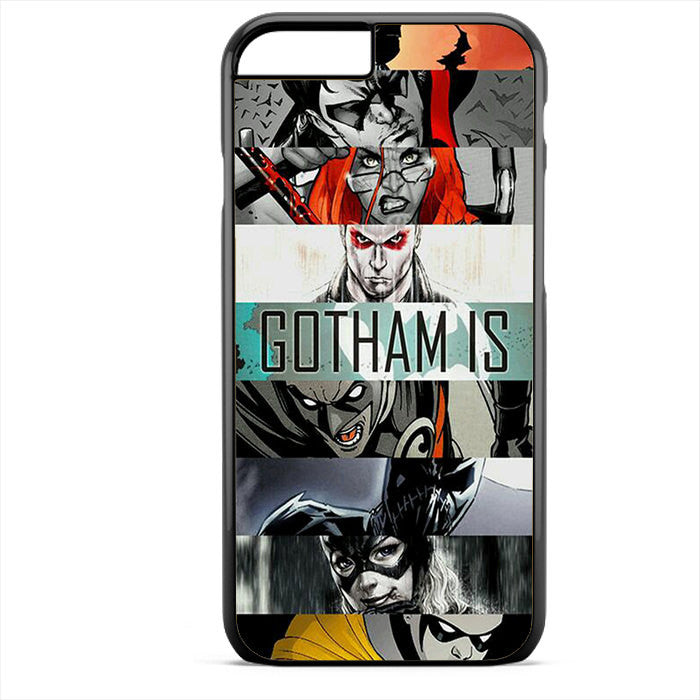 Batman Gotham Is Phonecase For Iphone 4/4S Iphone 5/5S Iphone 5C Iphone 6 Iphone 6S Iphone 6 Plus Iphone 6S Plus