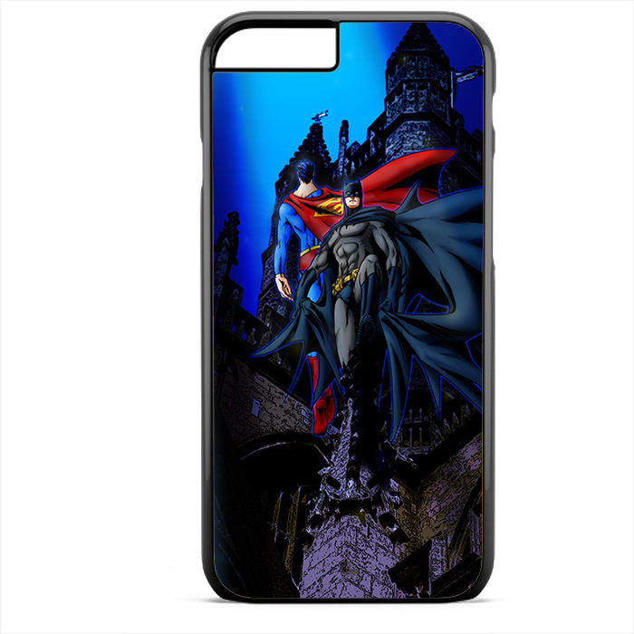 Batman And Superman Phonecase For Iphone 4/4S Iphone 5/5S Iphone 5C Iphone 6 Iphone 6S Iphone 6 Plus Iphone 6S Plus