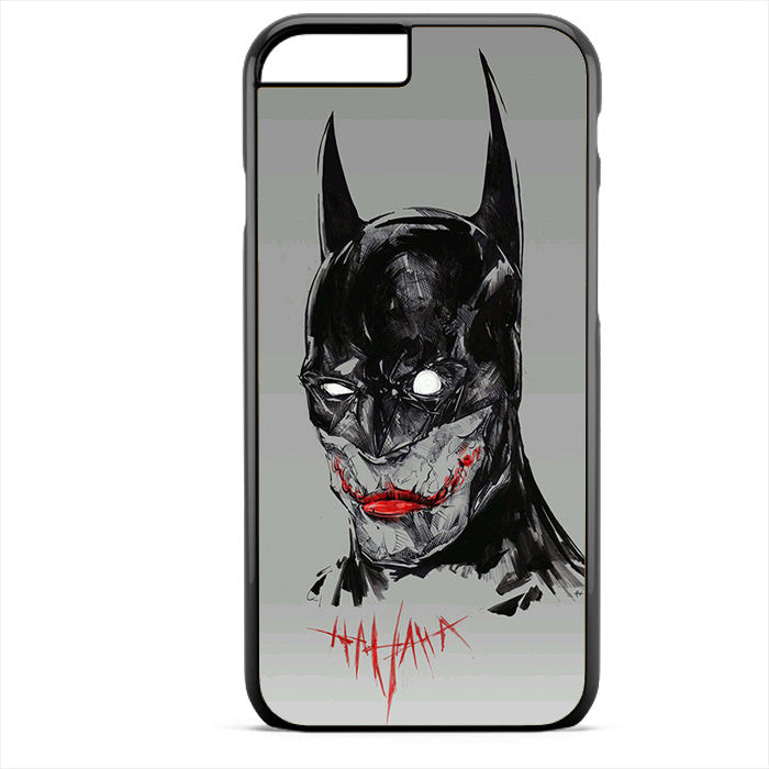 Batman Hahaha Phonecase For Iphone 4/4S Iphone 5/5S Iphone 5C Iphone 6 Iphone 6S Iphone 6 Plus Iphone 6S Plus