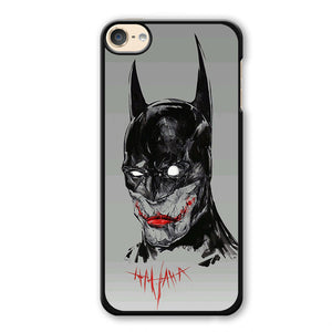 Batman Hahaha Phonecase Cover Case For Apple Ipod 4 Ipod 5 Ipod 6