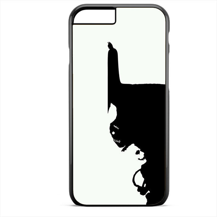 Batman In BlackAndWhite Phonecase For Iphone 4/4S Iphone 5/5S Iphone 5C Iphone 6 Iphone 6S Iphone 6 Plus Iphone 6S Plus