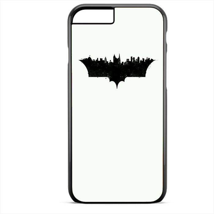 Batman Logo City Pattern Phonecase For Iphone 4/4S Iphone 5/5S Iphone 5C Iphone 6 Iphone 6S Iphone 6 Plus Iphone 6S Plus