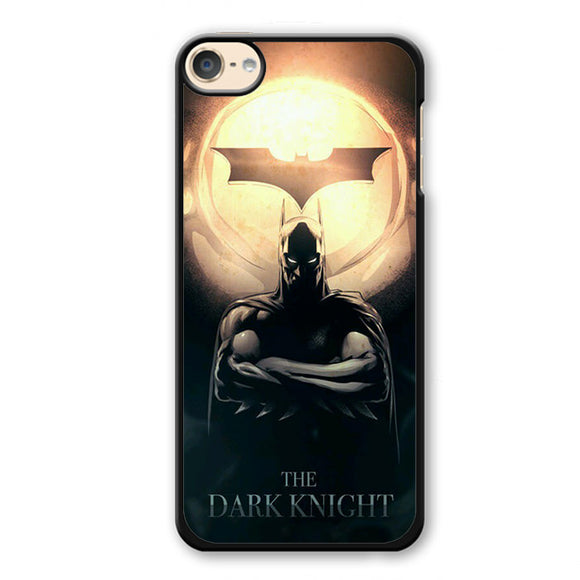 Batman The Dark Knight 6 Phonecase Cover Case For Apple Ipod 4 Ipod 5 Ipod 6