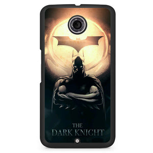 Batman The Dark Knight 6 Phonecase Cover Case For Google Nexus 4 Nexus 5 Nexus 6