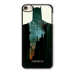Batman The Dark Knight Rises 2 Phonecase Cover Case For Apple Ipod 4 Ipod 5 Ipod 6