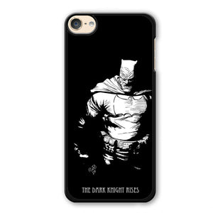 Batman The Dark Knight Rises Phonecase Cover Case For Apple Ipod 4 Ipod 5 Ipod 6