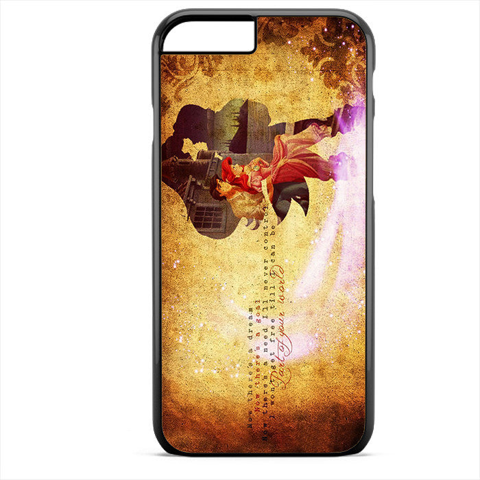Beauty And The Beast Romantic Phonecase For Iphone 4/4S Iphone 5/5S Iphone 5C Iphone 6 Iphone 6S Iphone 6 Plus Iphone 6S Plus