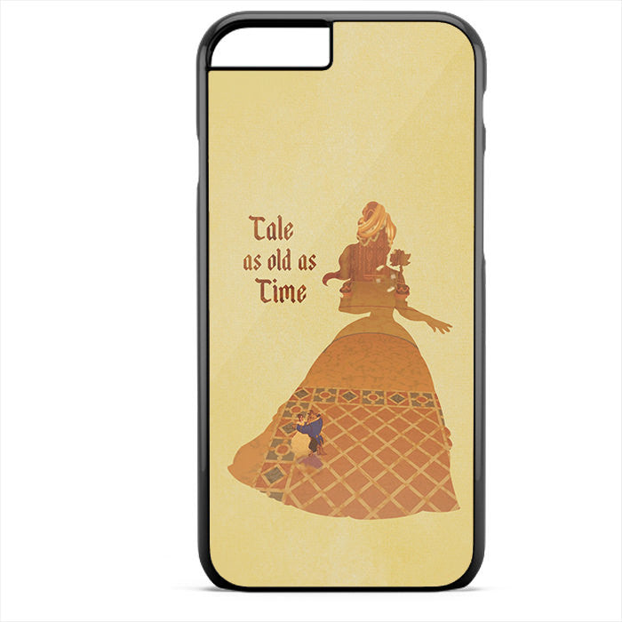 Beauty And The Beast Tale Old Phonecase For Iphone 4/4S Iphone 5/5S Iphone 5C Iphone 6 Iphone 6S Iphone 6 Plus Iphone 6S Plus