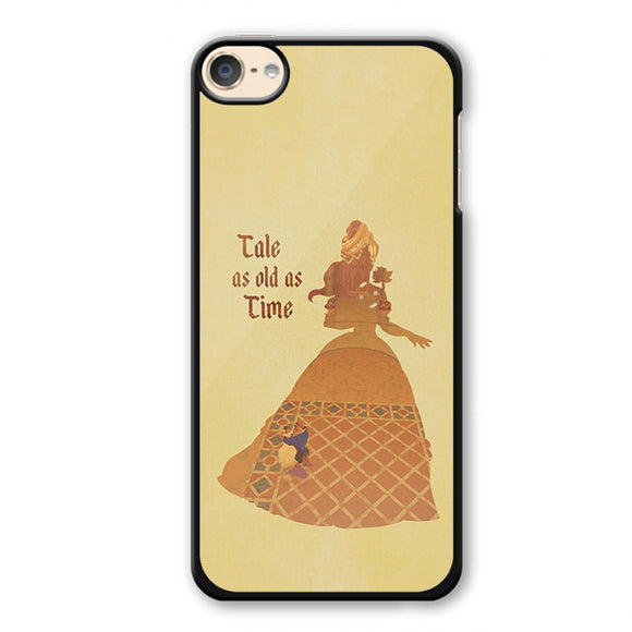 Beauty And The Beast Tale Old Phonecase Cover Case For Apple Ipod 4 Ipod 5 Ipod 6