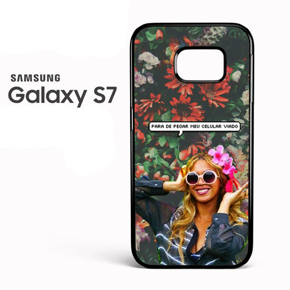 Beyonce Quotes - Z - Samsung Galaxy S7 - Tatumcase