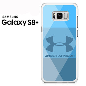 best sneakers 797a5 b8aa2 Blue Pattern Under Armour for Samsung Galaxy S8 Plus