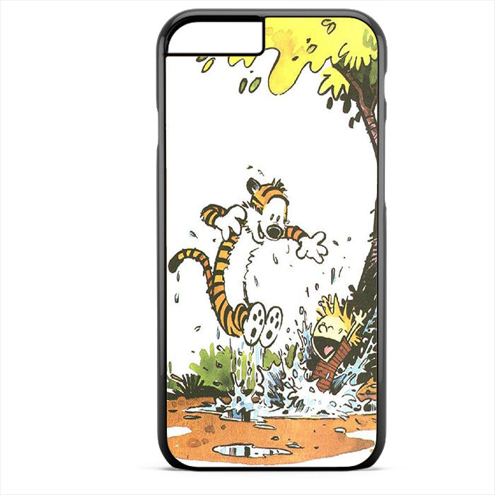 Calvin And Hobbes 2 Phonecase For Iphone 4/4S Iphone 5/5S Iphone 5C Iphone 6 Iphone 6S Iphone 6 Plus Iphone 6S Plus