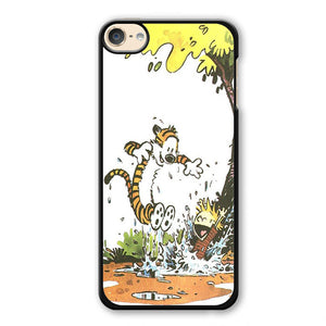 Calvin And Hobbes 2 Phonecase Cover Case For Apple Ipod 4 Ipod 5 Ipod 6