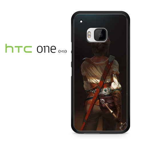 Ciri the wild witcher - HTC ONE M9 Case - Tatumcase